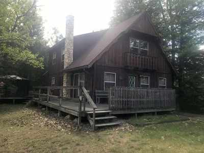 Oconto County Single Family Home Active-No Offer: 16296 Anderson