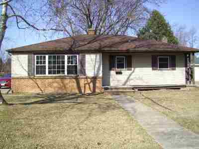 Neenah Single Family Home Active-Offer No Bump: 965 Betty