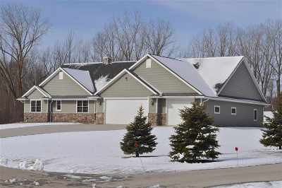 Sobieski Single Family Home Active-Offer No Bump: 6170 Black Walnut