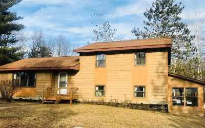 Single Family Home Active-Offer W/Bump: N7738 Noquebay