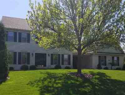 Oshkosh Single Family Home Active-No Offer: 208 Overland