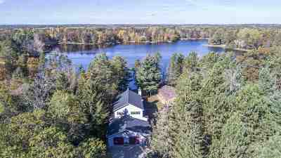 Marinette County Single Family Home Active-No Offer: N11609 S Lost Lake