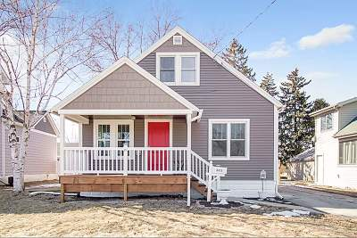 Neenah Single Family Home Active-Offer No Bump: 885 Higgins