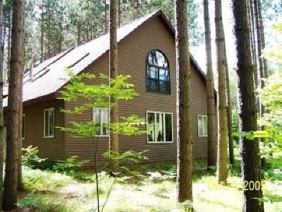 Mountain Single Family Home Active-No Offer: 14871 Iron Bridge