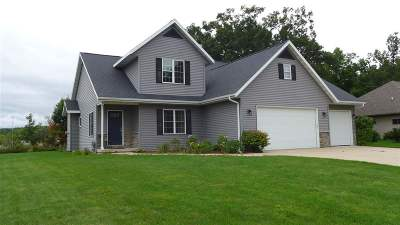 Waupaca Single Family Home Active-No Offer: 820 Woodland