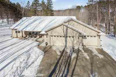 Sobieski Single Family Home Active-Offer No Bump: 877 School House
