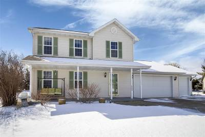 Neenah Single Family Home Active-Offer No Bump: 2532 Bishops