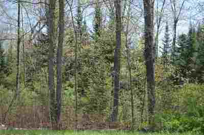 Shawano County Residential Lots & Land Active-No Offer: Lake