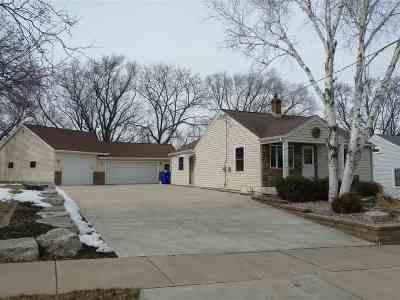 Kaukauna Single Family Home Active-No Offer: 613 George