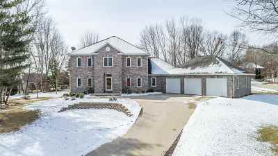 Oneida Single Family Home Active-No Offer: 927 Oakmont