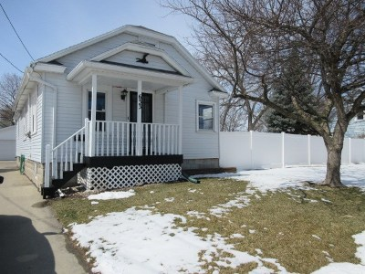 Neenah Single Family Home Active-Offer No Bump: 633 Elm