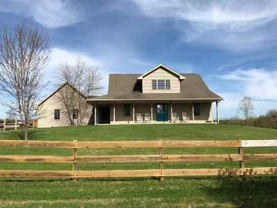 Oconto Falls WI Single Family Home Active-No Offer: $374,900