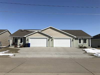 Little Chute Multi Family Home Active-No Offer: 500 W Elm