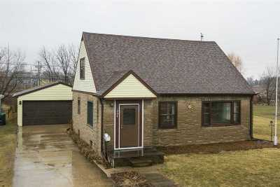 Kimberly WI Single Family Home Active-No Offer: $145,900