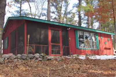 Waupaca Single Family Home Active-No Offer: N2220 Fern