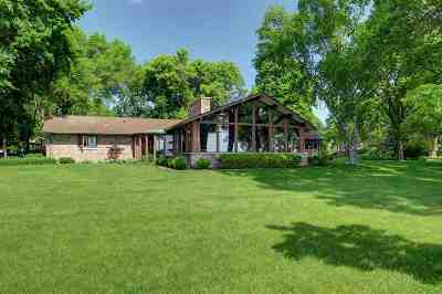 Neenah Single Family Home Active-No Offer: 630 Wheeler