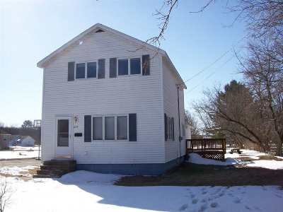 Oconto Single Family Home Active-Offer No Bump: 235 McDonald