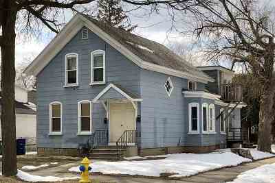 Green Bay Multi Family Home Active-No Offer: 600 10th
