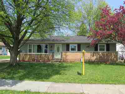 Neenah Single Family Home Active-No Offer: 973 Byrd