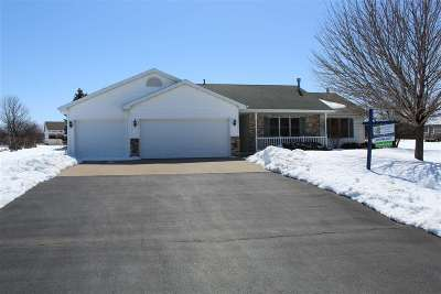 Greenville Single Family Home Active-No Offer: W6621 Gemstone