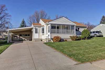 Kaukauna Single Family Home Active-No Offer: 509 Margaret