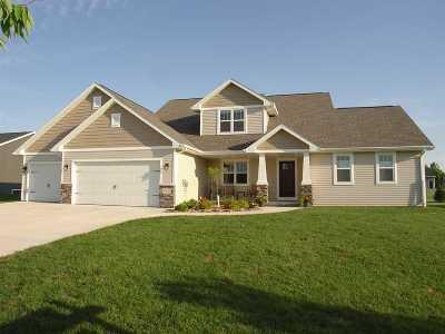 Greenville Single Family Home Active-Offer W/Bump-Show: W6757 Prescott