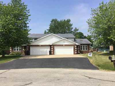Appleton Multi Family Home Active-No Offer: 3210 Westowne