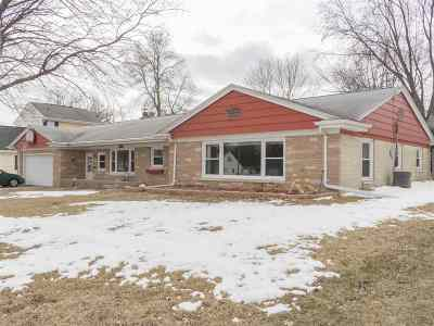 Little Chute Single Family Home Active-Offer No Bump: 623 Taylor
