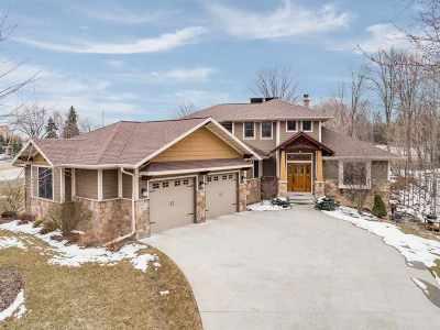 Appleton Single Family Home Active-Offer No Bump: N201 Whitetail Ridge