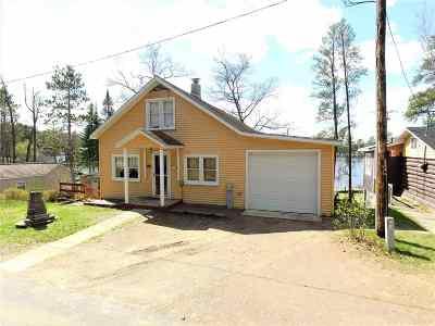 Single Family Home Active-Offer No Bump: 15515 E Crooked Lake