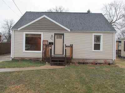 Menasha Single Family Home Active-No Offer: 804 Appleton