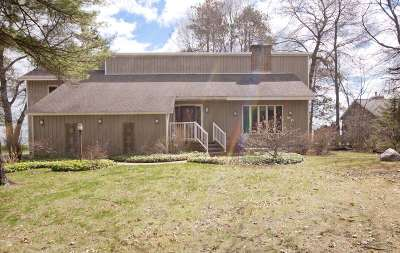 Marinette County Single Family Home Active-No Offer: N1742 Shore