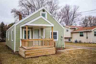 Neenah Single Family Home Active-Offer No Bump: 178 Plummer