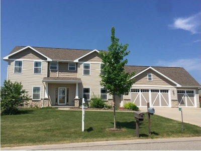 Greenville Single Family Home Active-No Offer: N2343 Holy Hill