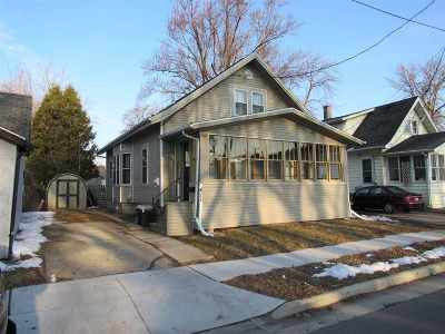 Neenah Single Family Home Active-Offer No Bump: 411 Henry