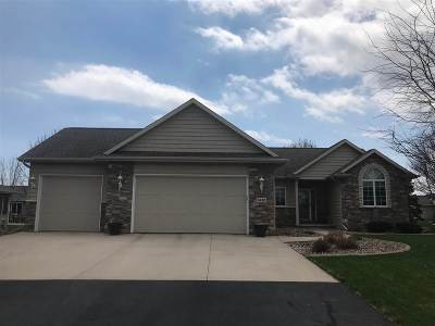 Neenah Single Family Home Active-Offer No Bump: 1430 Amendment