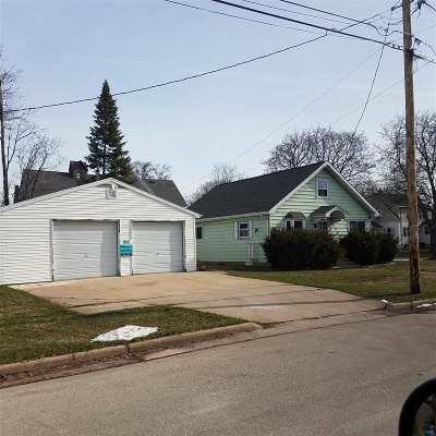 Appleton Single Family Home Active-No Offer: 1006 E Kay