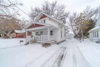 Neenah Single Family Home Active-No Offer: 757 S Commercial