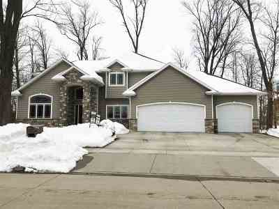 Appleton Single Family Home Active-Offer No Bump: 4110 Benvalley