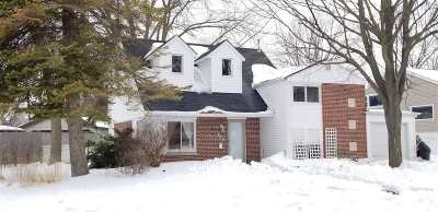 Neenah Single Family Home Active-Offer No Bump: 757 Chestnut