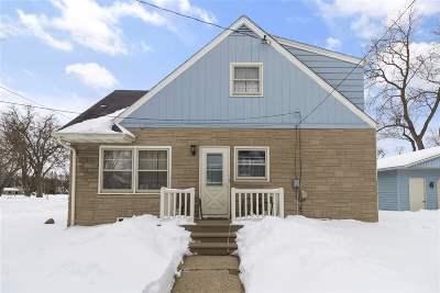 Appleton Single Family Home Active-No Offer: 909 N Leminwah