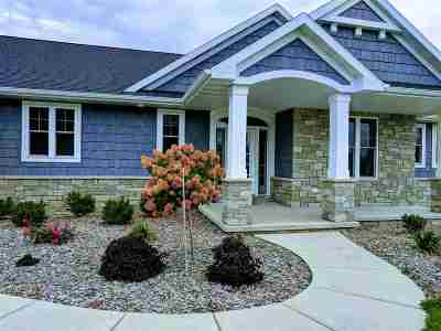 Appleton Single Family Home Active-Offer No Bump: W3970 Devine