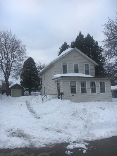 Single Family Home Active-No Offer: 119 Green Bay