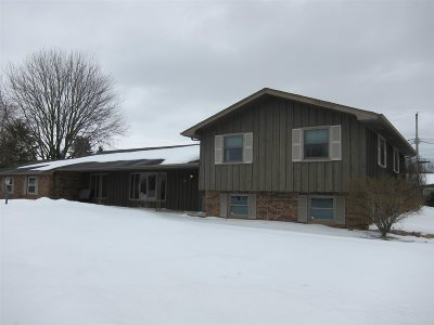 Appleton Single Family Home Active-Offer No Bump: 201 W Capitol