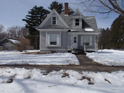 Shawano Single Family Home Active-No Offer: 601 S Weed