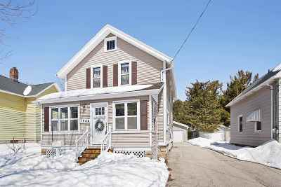 Appleton WI Single Family Home Active-Offer No Bump: $134,900