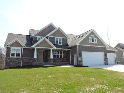 Appleton Single Family Home Active-Offer No Bump: N324 Ruys