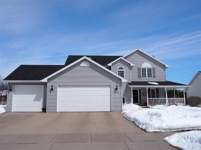 Appleton Single Family Home Active-Offer No Bump: 4300 E Appleseed
