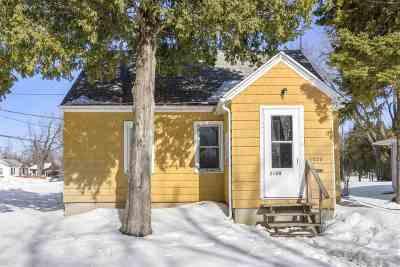 Appleton Single Family Home Active-Offer No Bump: 1728 N Ullman