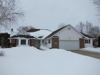 Appleton Single Family Home Active-No Offer: N196 Liberty